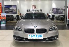 南宁二手宝马5系 2014 款 530L