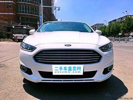 芜湖二手福特 新蒙迪欧 2013