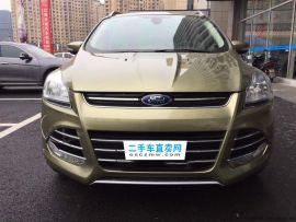 南京二手福特 翼虎 2013 款 1