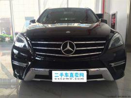 南京二手奔驰M级(进口) 2014