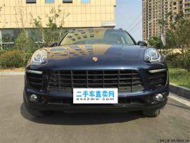 南京二手保时捷Macan 2014 款