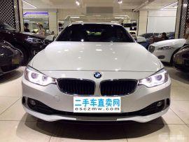 杭州二手宝马4系(进口) 2014