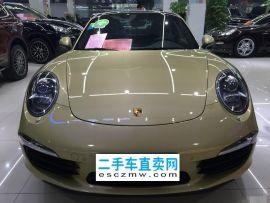 杭州二手保时捷911 2015款 3.8
