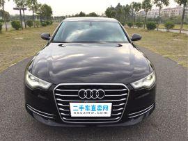 东莞二手奥迪A6L 2012 款 30 FS