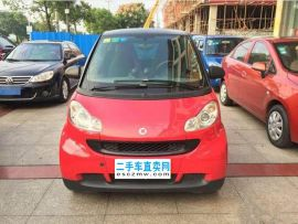 smart Fortwo(进口) 2010 款 coupe  pure版