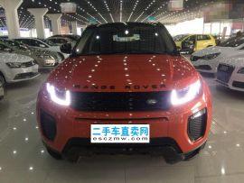 常州二手路虎 揽胜极光 2016