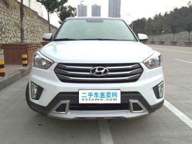徐州二手现代 ix 25 2015款 1.6