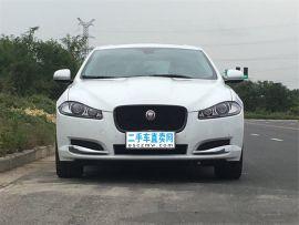南京二手捷豹XF 2015 2.0T 风