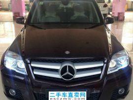 杭州二手奔驰GLK级(进口) 201