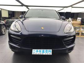 杭州二手保时捷Cayenne 2011