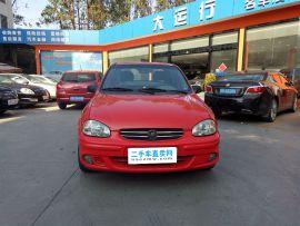 雪佛兰 赛欧 2004款 Sedan 1.6 SL MT