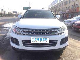 许昌二手众泰T600 2014 款 1.5T