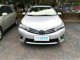 丰田 卡罗拉 2014 款 1.6L GL CVT