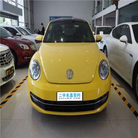 大众 甲壳虫(进口) 2013 款 1.4 TSI 舒适型