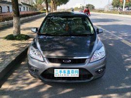 南京二手福特 福克斯三厢 2