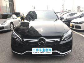 南京二手奔驰C级AMG(进口) 20
