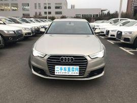 南京二手奥迪A6L 2016 款 TFSI