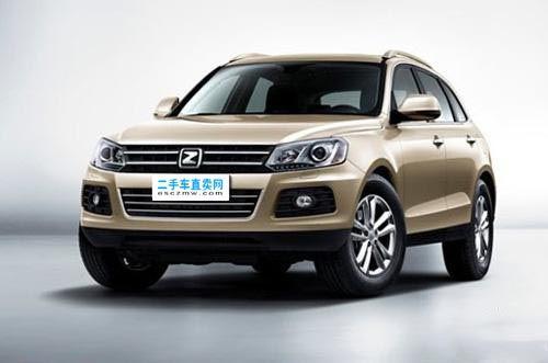 推荐三款中国自家品牌的SUV-众泰T600