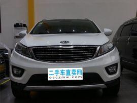 沧州二手起亚 智跑 2015款 2.