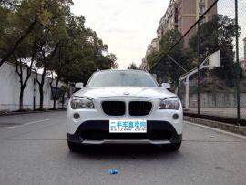 长沙二手宝马X1 2012 款 sDrive