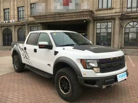 福特 F系列 2011 款 6.2L SVT Raptor SuperCab