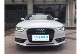 温州二手奥迪A4L 2013 款 35 TF