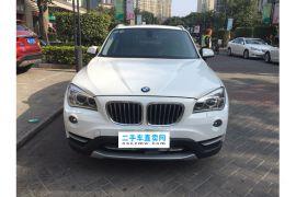 福州二手宝马X1 2013 款 xDrive