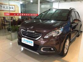 武汉二手标致2008 2014 款 1.6L