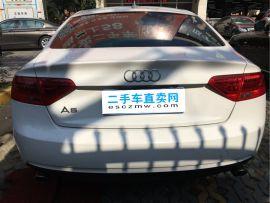上海二手奥迪A5(进口) 2013款