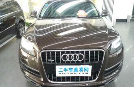 武汉二手奥迪Q7(进口) 2013