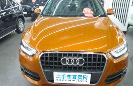 武汉二手奥迪Q3 2013 款 35TFSI