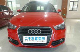 武汉二手奥迪A1(进口) 2013
