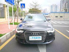 深圳二手奥迪A6L 2014款 TFSI