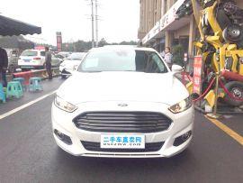 重庆二手福特 新蒙迪欧 2013