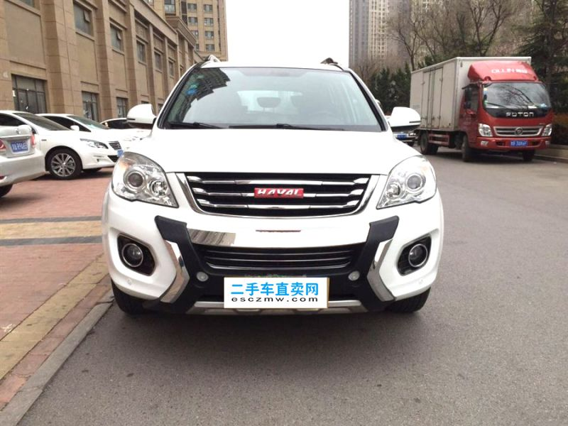 8万左右紧凑SUV二手车推荐-哈弗H6