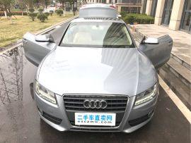奥迪A5(进口) 2010 款 Coupe 2.0T
