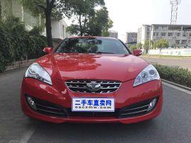 现代 劳恩斯coupe(进口) 2012 款 2.0T 自动 豪华版