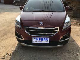 桂林二手标致3008 2013款 1.6TH