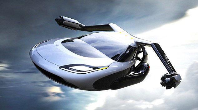 全球首辆飞行汽车拿到上路许可,该公司曾获吉利投资