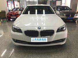南京二手宝马5系 2013款 520Li