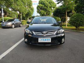长沙二手丰田 卡罗拉 2012款