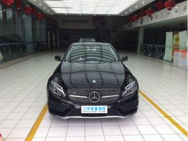 上海二手奔驰C级 2017款 C 180