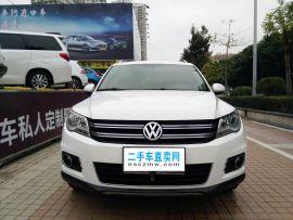 深圳二手大众 途观 2010款 2.