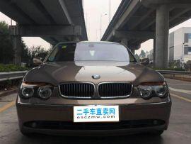 深圳二手宝马7系 2004款 745Li