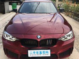 杭州二手宝马3系 2015款 320Li