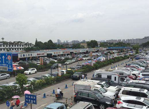 中国已是崛起醒狮,二手车行业仍当自强不息