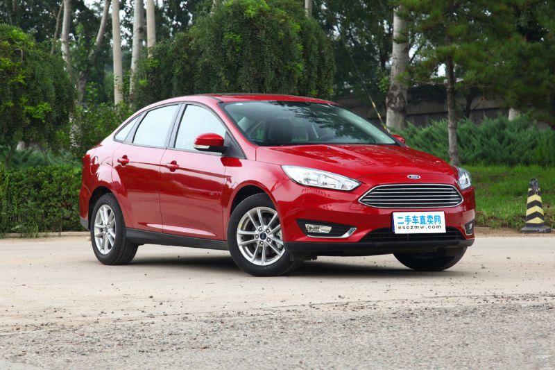 这款福特二手车,八月份成功冲进二手车销量榜首