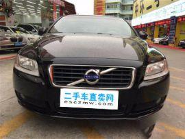 深圳二手沃尔沃S80L 2011款 2.