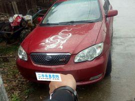 三明二手比亚迪F3R 2011款 1.5