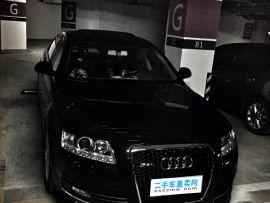 长沙二手奥迪A6L 2010款 2.4豪